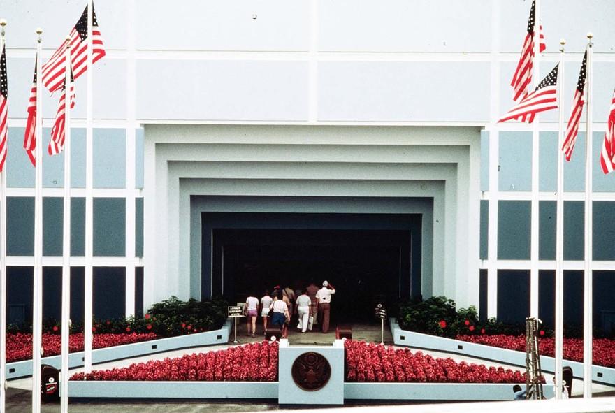 United States Pavilion Expo '84
