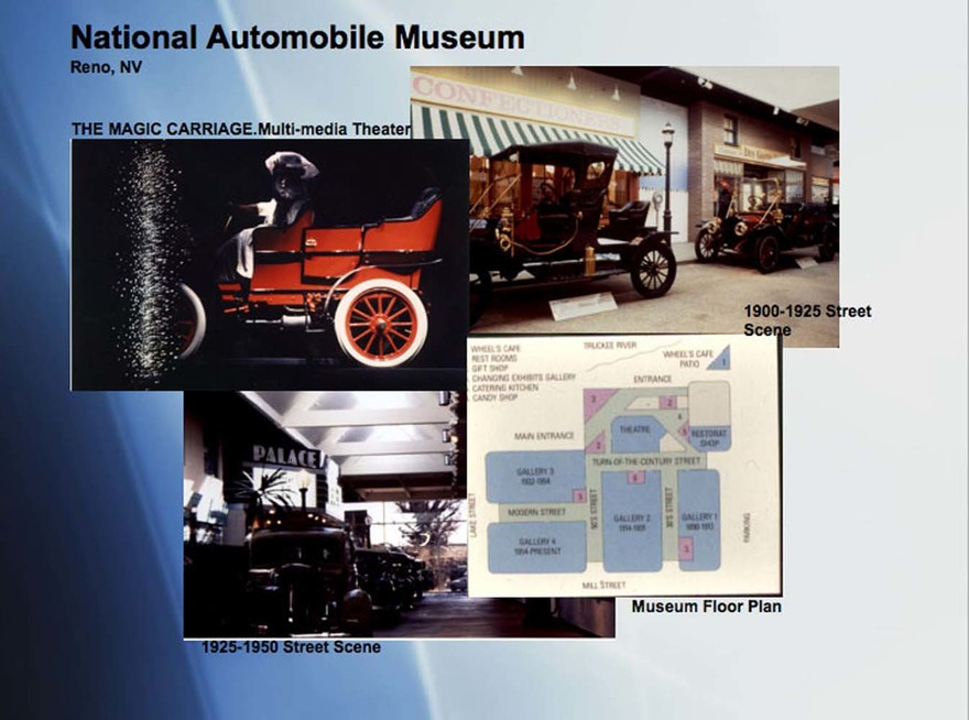 William F. Harrah National Automobile Museum