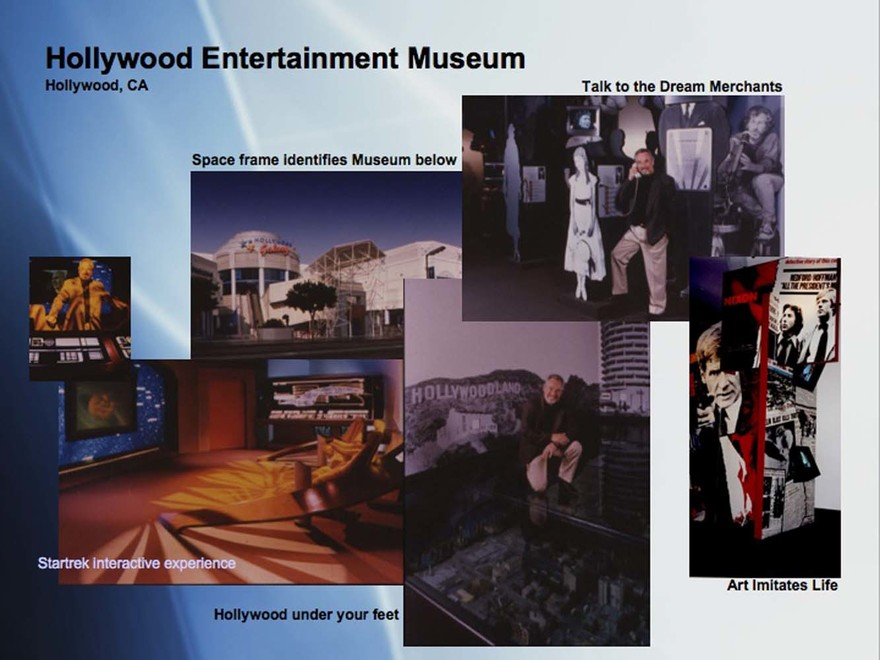 Hollywood Entertainment Museum