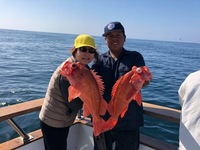 Coral Sea 3/4 day 5.22.18