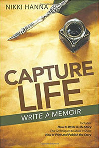 Capture Life - Write A Memoir