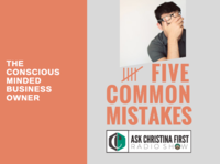 Five Common Mistakes