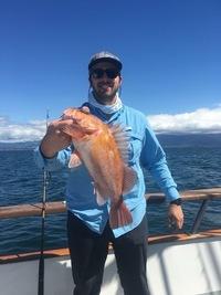 Coral Sea 1/2 day 5.25.18