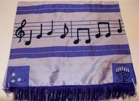 Maggie's Musical Tallit