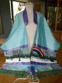 Rabbi Courtney's Tallit