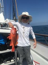 Coral Sea 1/2 day 6.7.18