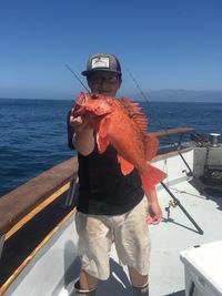 Coral Sea 1/2 day 6.8.18
