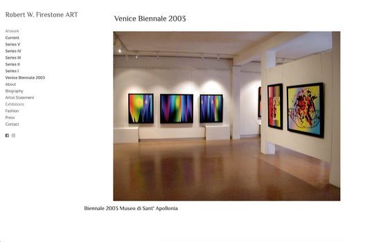 R.W.Firestone Santa Barbara Visual Artist Galleries