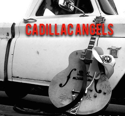 Music in the Park- Cadillac Angels