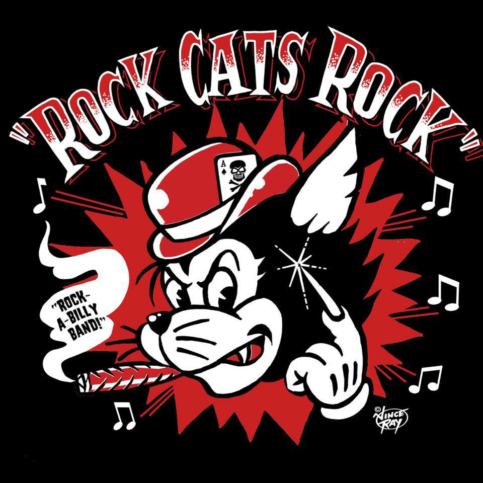 Music in the Park - Rock Cats Rock