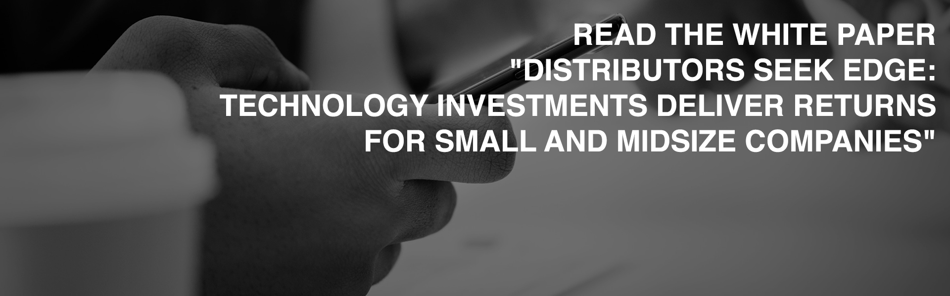 Technology Investment for SMBs