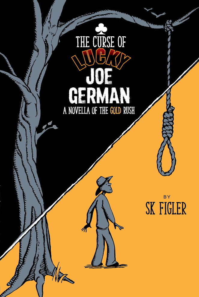 Lucky Joe German Young Adult Western Fiction