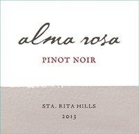 Alma Rosa Pinot Noir Laplace Wine Bar Santa Barbara Funk Zone