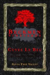 Beckman Vineyards Cuvee Le Bec Laplace Santa Barbara Funk Zone