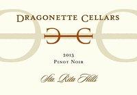 Dragonette Cellars Pinot Noir 2013 Laplace Santa Barbara Funk Zone