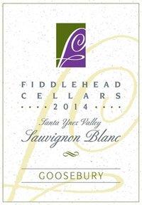 Fiddlehead Cellars Sauvignon Blanc 2014 Laplace Santa Barbara Funk Zone