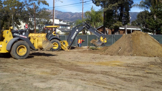 Brownfield Redevelopment Project in California