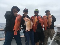 Coral Sea 3/4 day Charter 6.24.18