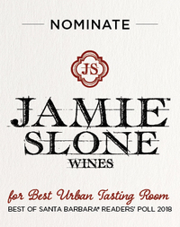 Nominate Jamie Slone Wines!