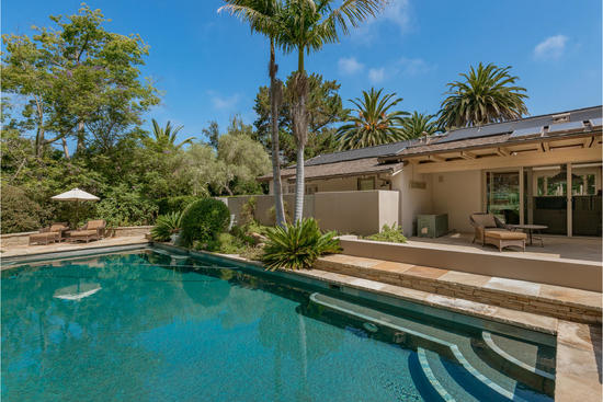 Montecito - Luxury home, lap pool