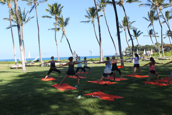 Outdoor Excercise Classes