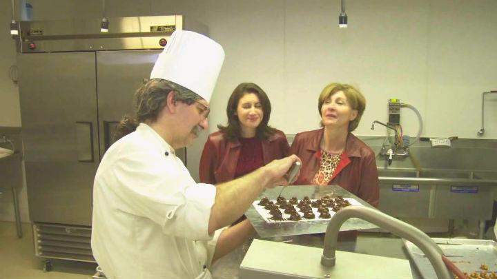 Tours Chocolats du CaliBressan Jean-Michel Santa Barbara Carpinteria