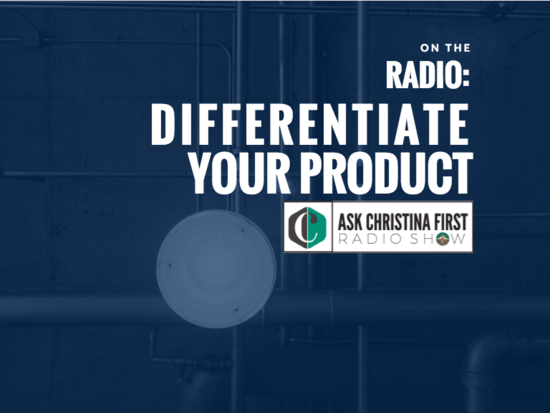 Radio: How to Differentiate Your Product