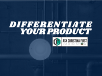 Differentiate Your Product