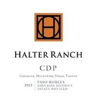 Halter Ranch CDP