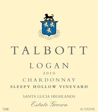 Talbot Logan Sleepy Hollow Vinayard