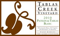 Tabla's Creek Vineyard