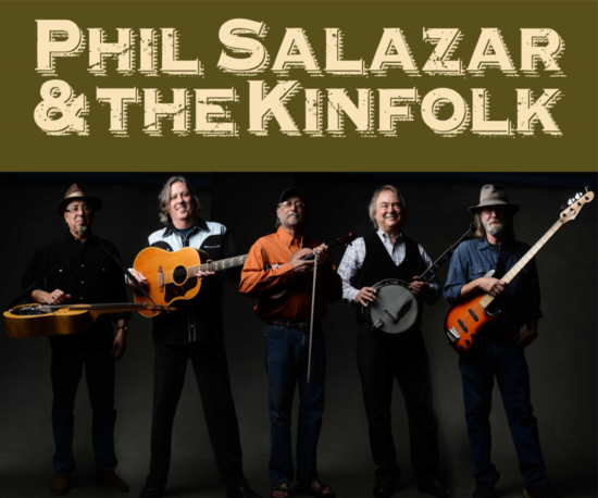 Phil Salazar and The Kinfolk
