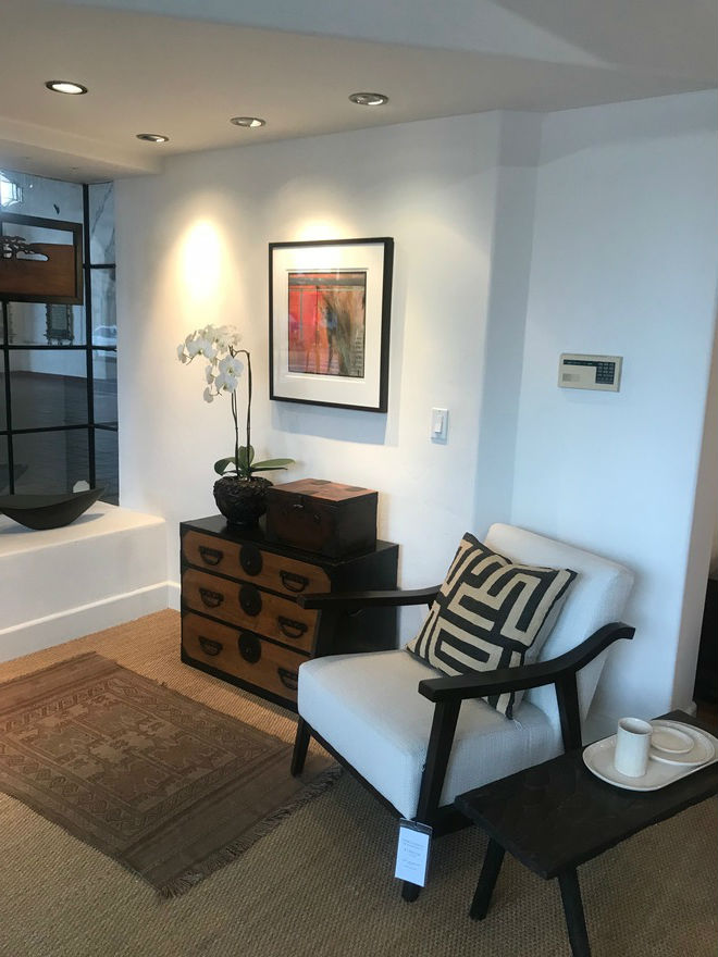 Modern Lee Armchair
