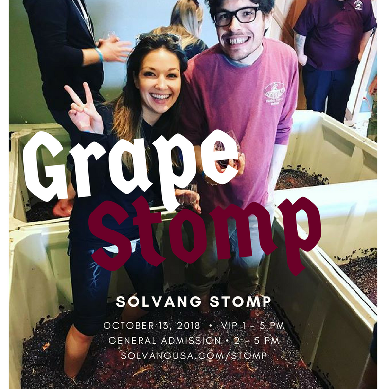 First Annual Solvang Stomp