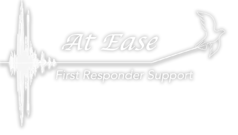 At Ease First Responder Support Logo
