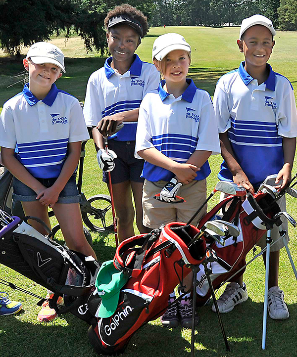 PGA Junior Golf League of Solvang