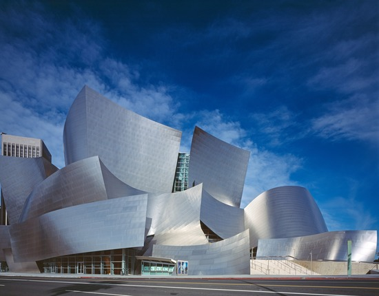 Art Tours / Whimsical Wednesday - Walt Disney Concert Hall