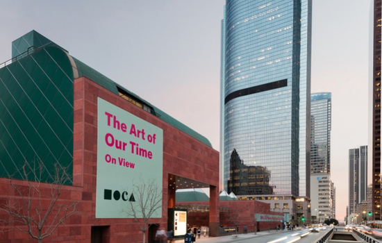 Art Tours / Whimsical Wednesday - MOCA LA The Grand