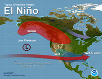El Niño pattern could emerge by 2018-19 winter