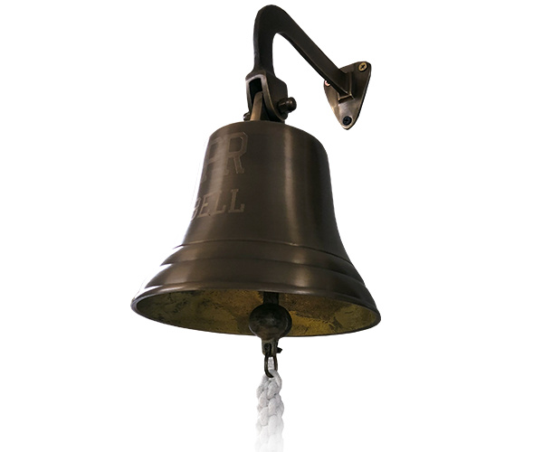 Ring the bell and celebrate your successes to better health