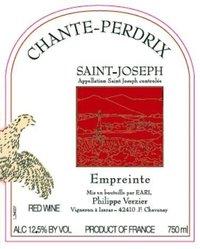 Chante-Perdrix Saint-Joseph