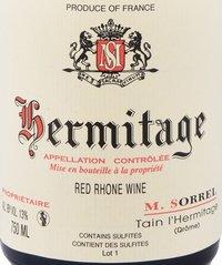 Hermitage Red Rhone Wine