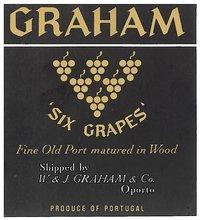 Six Grapes Graham Fine Old Port