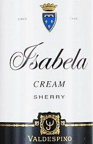 Isabela Cream Sherry