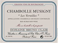 Domaine Bruno Clair Chambolle Musigny