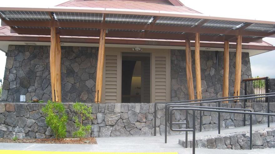 Kepo'okalani Interpretive Center