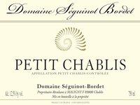 Domaine Sequinot-Bordet Petit Chablis