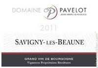 Domaine Jean Marc & Hughes Pavelot Savigny-les-Beaune Grand Vin de Bourgogne