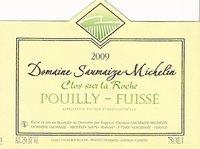 Domaine Sarmaize-Michelin Pouilly Fuisse Clos sur la Roche