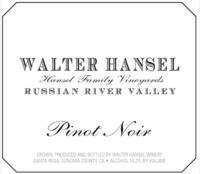 Walter Hansel - Hansel Family Vineyards